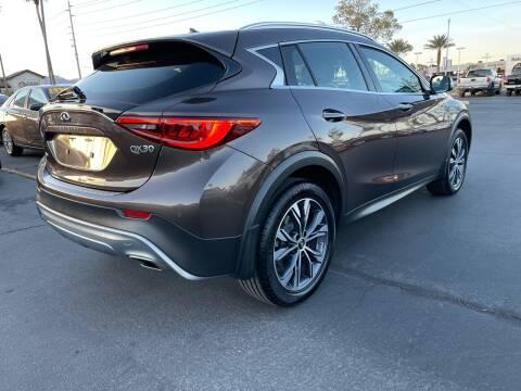 2017 Infiniti QX30 for sale at Charlie Cheap Car in Las Vegas NV