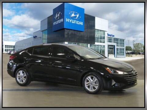 2019 Hyundai Elantra for sale at Terry Lee Hyundai in Noblesville IN