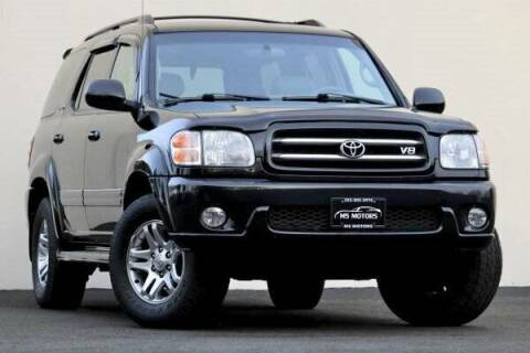 2003 Toyota Sequoia for sale at MS Motors in Portland OR