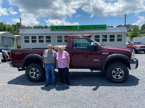 2006 Ford F-350 Super Duty for sale at Variety Auto Sales in Abingdon VA