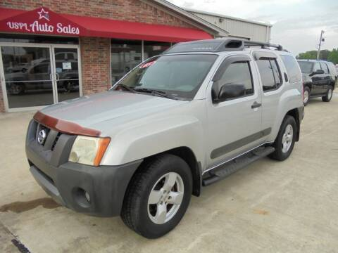 2005 Nissan Xterra for sale at US PAWN AND LOAN in Austin AR