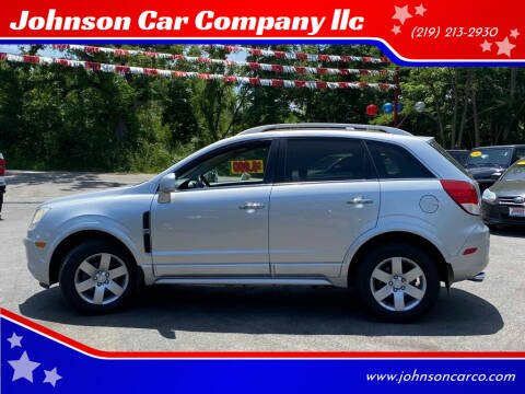 2009 Saturn Vue for sale at Johnson Car Company llc in Crown Point IN