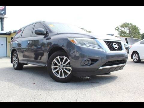 2014 Nissan Pathfinder for sale at AUTOPARK AUTO SALES in Orlando FL