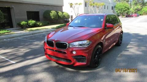 2016 BMW X5 M for sale at German Auto World LLC in Alpharetta GA