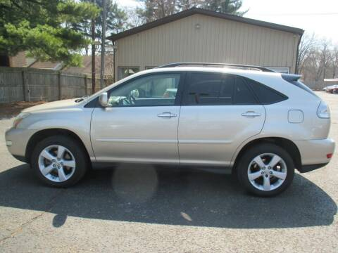 2008 Lexus RX 350 for sale at Home Street Auto Sales in Mishawaka IN