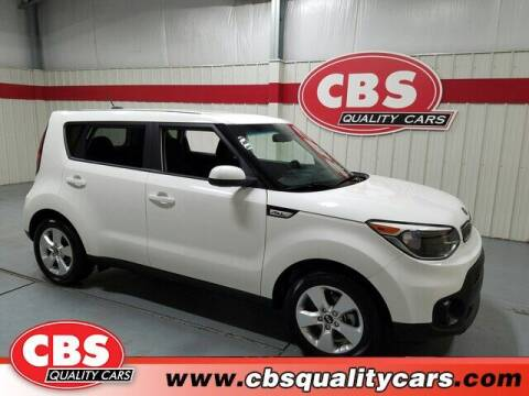 2019 Kia Soul for sale at CBS Quality Cars in Durham NC