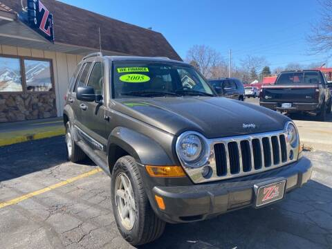 2005 Jeep Liberty for sale at Zs Auto Sales in Kenosha WI