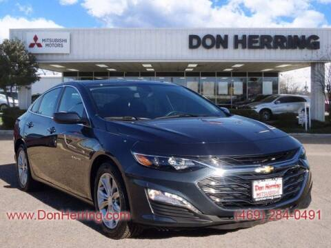 2020 Chevrolet Malibu for sale at Don Herring Mitsubishi in Dallas TX