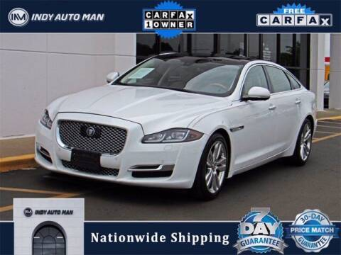 2017 Jaguar XJL for sale at INDY AUTO MAN in Indianapolis IN