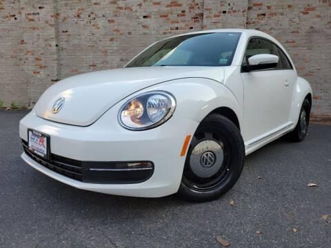 2012 Volkswagen Beetle for sale at GTR Auto Solutions in Newark NJ