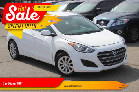 2017 Hyundai Elantra GT for sale at Car Bazaar INC in Salt Lake City UT