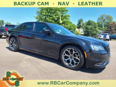 2015 Chrysler 300 for sale at R & B Car Company in South Bend IN