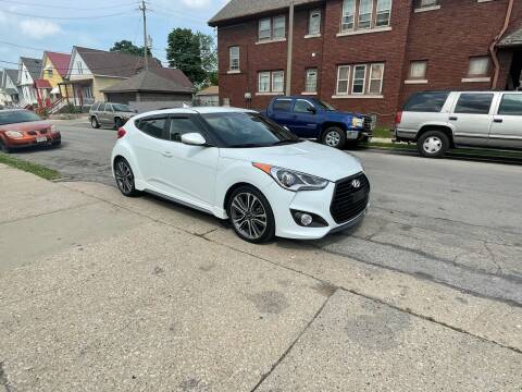 2017 Hyundai Veloster for sale at Trans Auto in Milwaukee WI