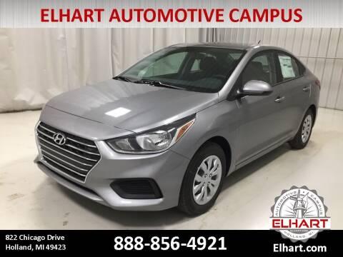 2021 Hyundai Accent for sale at Elhart Automotive Campus in Holland MI