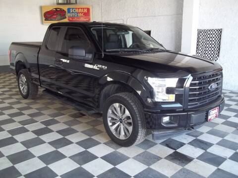 2017 Ford F-150 for sale at Schalk Auto Inc in Albion NE