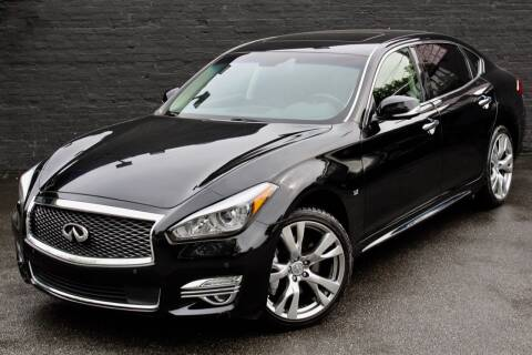 2016 Infiniti Q70L for sale at Kings Point Auto in Great Neck NY