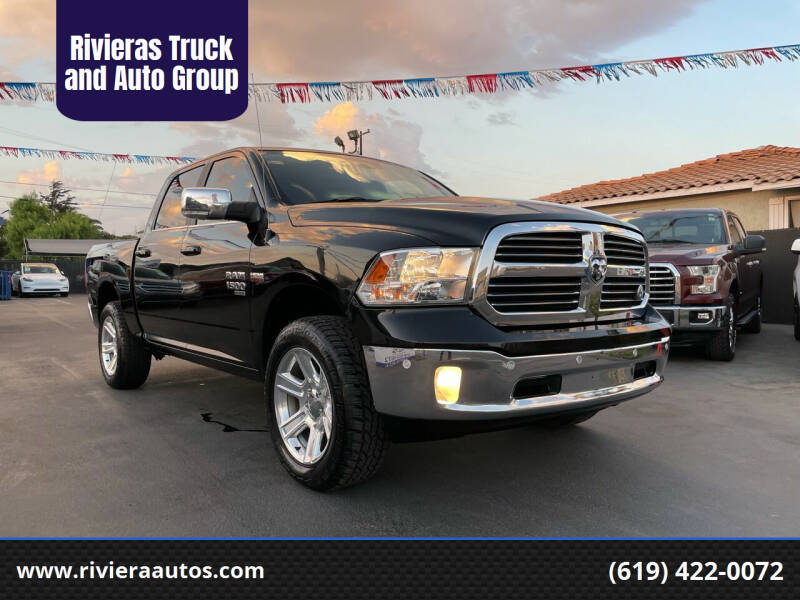 2019 RAM Ram Pickup 1500 Classic for sale at Rivieras Truck and Auto Group in Chula Vista CA
