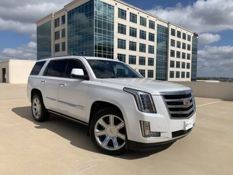 2016 Cadillac Escalade for sale at SIGNATURE Sales & Consignment in Austin TX