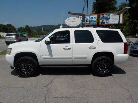 2007 Chevrolet Tahoe for sale at EAST MAIN AUTO SALES in Sylva NC
