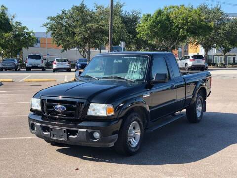 2011 Ford Ranger for sale at Carlando in Lakeland FL