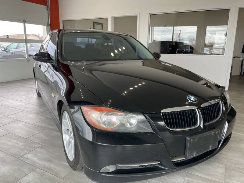 2007 BMW 3 Series for sale at Evolution Autos in Whiteland IN