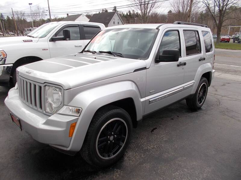 2012 Jeep Liberty for sale at Dansville Radiator in Dansville NY