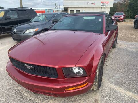 2005 Ford Mustang for sale at Samet Performance in Louisburg NC