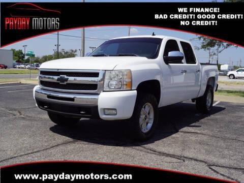 2011 Chevrolet Silverado 1500 for sale at Payday Motors in Wichita KS