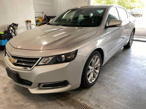 2016 Chevrolet Impala for sale at Redford Auto Quality Used Cars in Redford MI