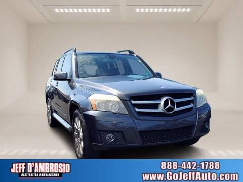 2010 Mercedes-Benz GLK for sale at Jeff D'Ambrosio Auto Group in Downingtown PA