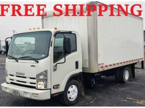 2014 Isuzu NPR for sale at Nationwide Box Truck Sales / Nationwide Autos in New Lenox IL