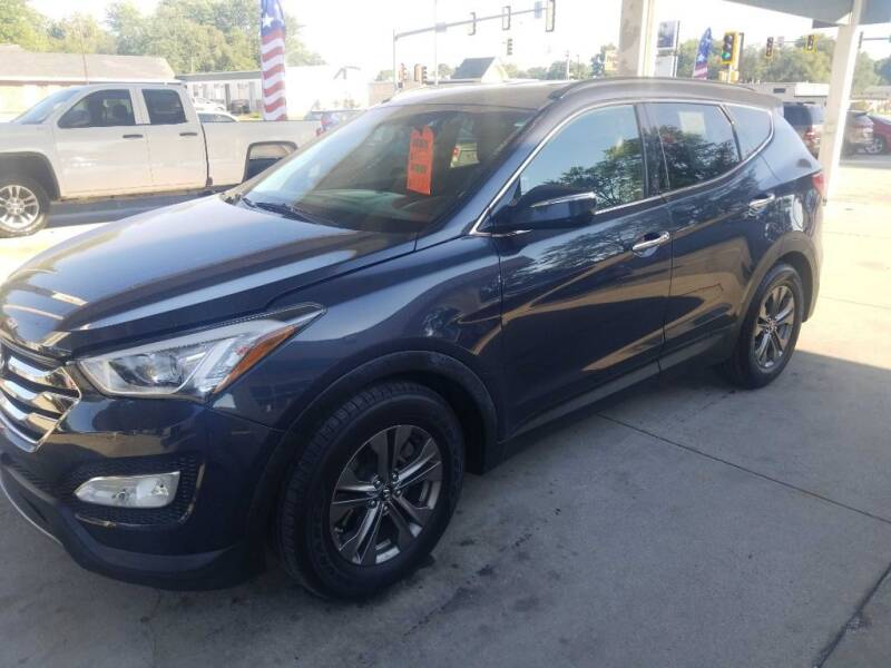 2013 Hyundai Santa Fe Sport for sale at SpringField Select Autos in Springfield IL