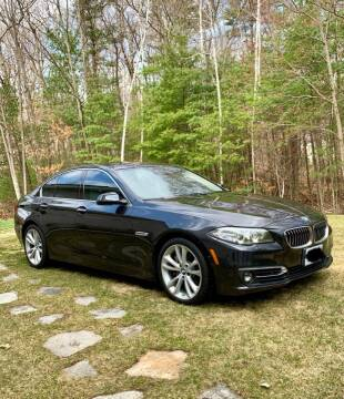 2015 BMW 5 Series for sale at Pelham Auto Group in Pelham NH