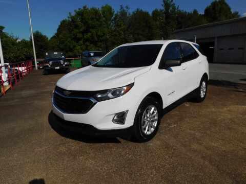 2018 Chevrolet Equinox for sale at Paniagua Auto Mall in Dalton GA