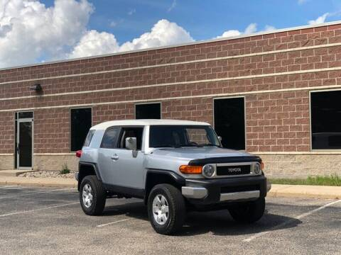 2008 Toyota FJ Cruiser for sale at A To Z Autosports LLC in Madison WI
