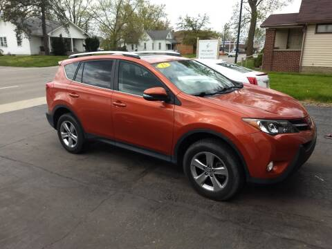 2015 Toyota RAV4 for sale at Economy Motors in Muncie IN