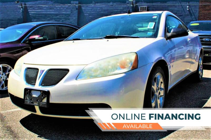 2009 Pontiac G6 for sale at EZ PASS AUTO SALES LLC in Philadelphia PA