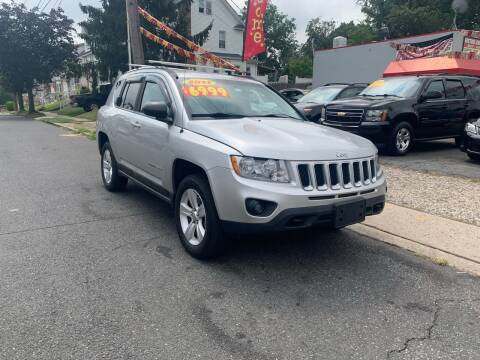2011 Jeep Compass for sale at Metro Auto Exchange 2 in Linden NJ