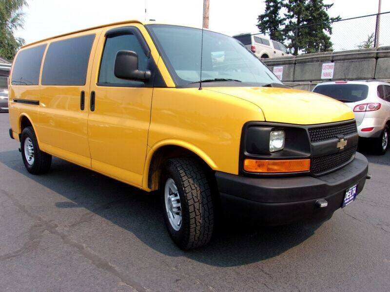 2011 Chevrolet Express Cargo for sale at Delta Auto Sales in Milwaukie OR