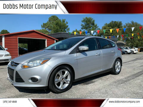 2014 Ford Focus for sale at Dobbs Motor Company in Springdale AR