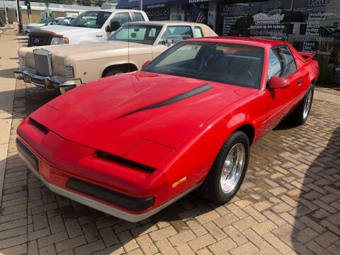1988 Pontiac Firebird for sale at Mr Wonderful Motorsports in Aurora IL