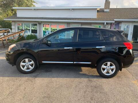 2013 Nissan Rogue for sale at Revolution Motors LLC in Wentzville MO