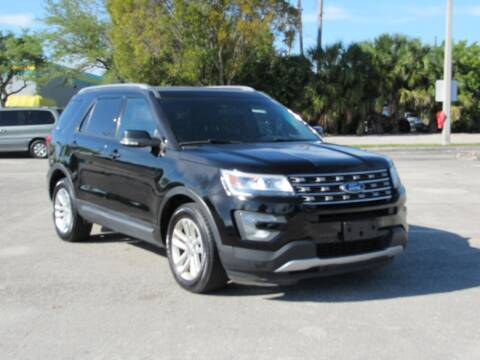 2016 Ford Explorer for sale at United Auto Center in Davie FL