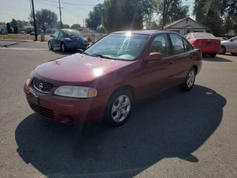 2003 Nissan Sentra for sale at Progressive Auto Sales in Twin Falls ID