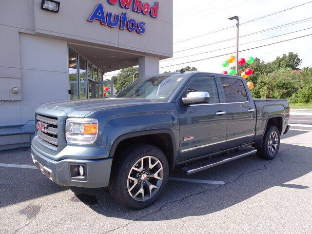 2014 GMC Sierra 1500 for sale at KING RICHARDS AUTO CENTER in East Providence RI