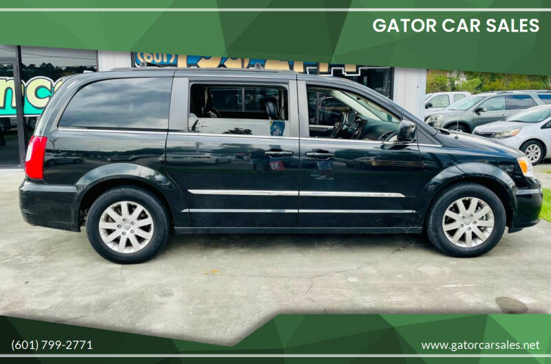 2014 Chrysler Town and Country for sale at Gator Car Sales in Picayune MS