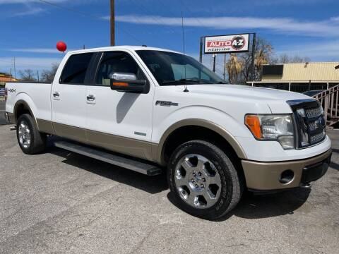 2011 Ford F-150 for sale at Auto A to Z / General McMullen in San Antonio TX
