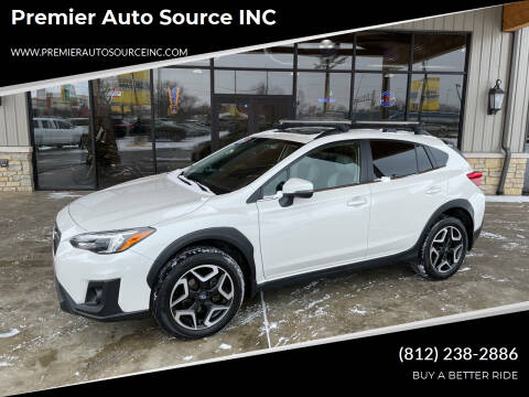 2019 Subaru Crosstrek for sale at Premier Auto Source INC in Terre Haute IN