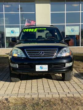 2009 Lexus GX 470 for sale at Innovative Auto Sales in North Hampton NH