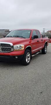 2006 Dodge Ram Pickup 1500 for sale at iDrive in New Bedford MA